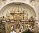 A mátramindszenti római katolikus templom barokk oltára